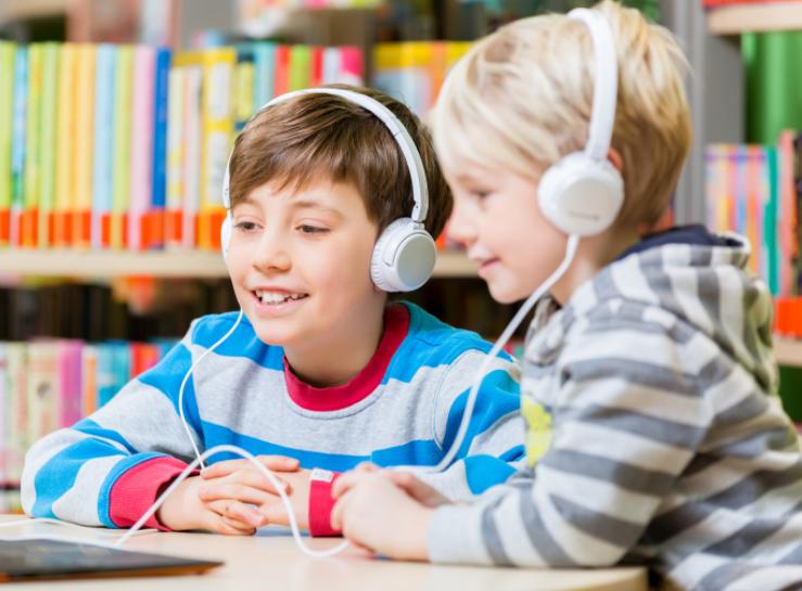 предимствата на аудио книгите